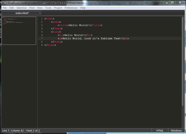 Sublime Text Tool For web Designing Sublimetextss